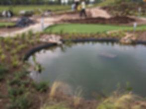 mooie waterpartij bij golfbaan.JPG
