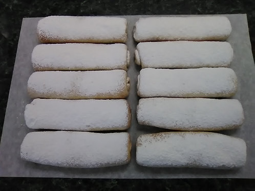 10 pack Hungarian Nut Rolls