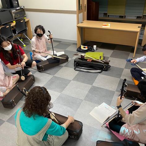 아동·청소년의 음악적 감성을 키우는 작지만 강한 '울림'-교강사 배우기