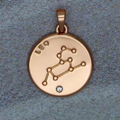 Знак зодиака Z012-Лев