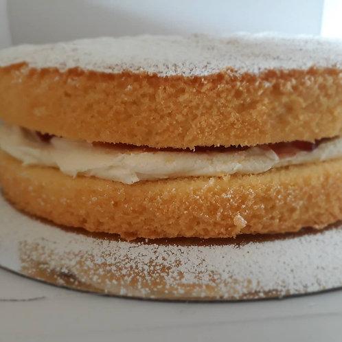 """Gluten Free Victoria Sandwich (7"""" round)"""