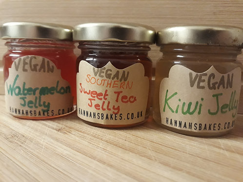 The Complete VEGAN Jellies Collection