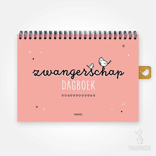 Mijn zwangerschapsdagboek | Roze