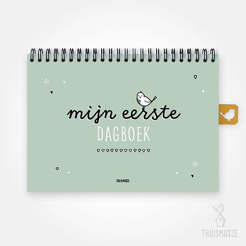 Mijn eerste dagboek