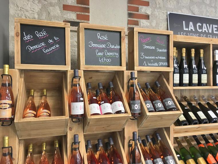 Cave à vins : les rosés rois de l'été