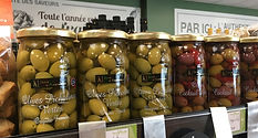 Baucaux d'olives artisanalles de France