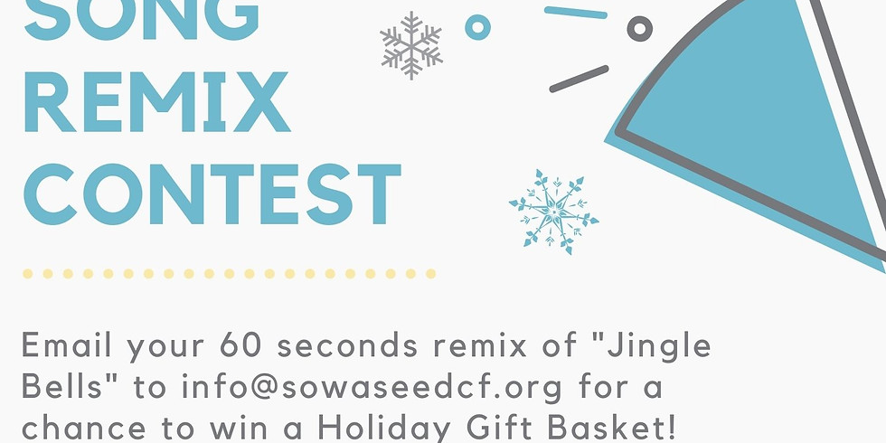 Holiday Song Remix Contest