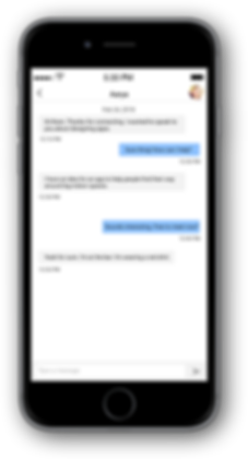 Plus.Events Messaging