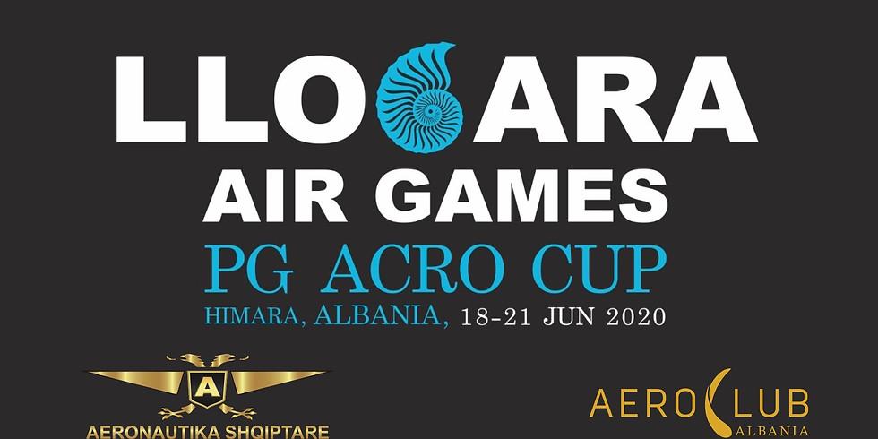 AWT - Air Game Llogora