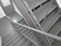 Commercial Stairwell