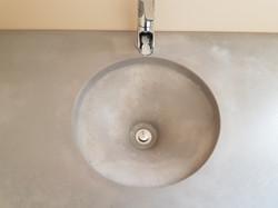 Custom Fabric Form Sink