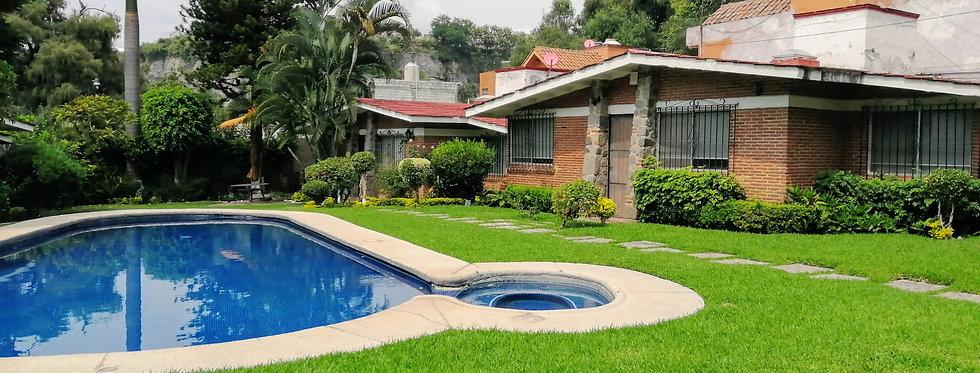 Casa en condominio en Renta en Lomas de Cuernavaca, Temixco