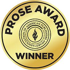 AAP PROSE Award Gold Winner Medallion.jp