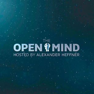 _The Open Mind  Hosted by Alexander Heff