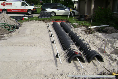 LPD Drain Field Fort Myers Fl
