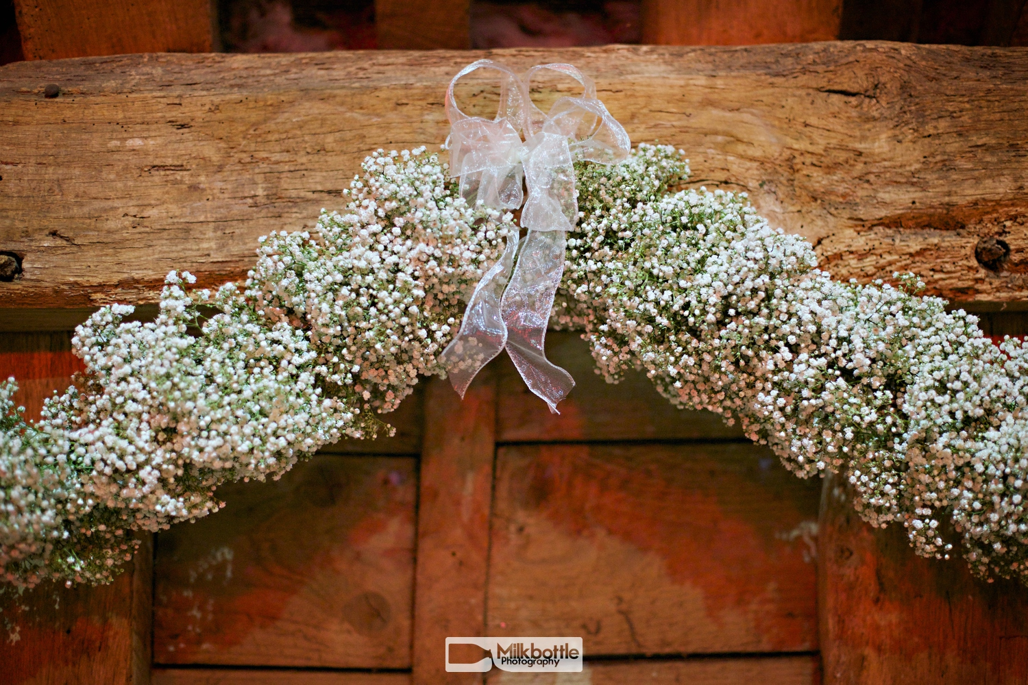 Gypsophila Venue decoration