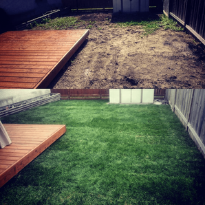 Softscape installation services - Winnipeg, Manitoba