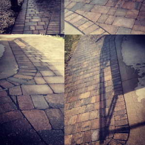 Paver and slab relevelling services - Winnipeg, Manitoba