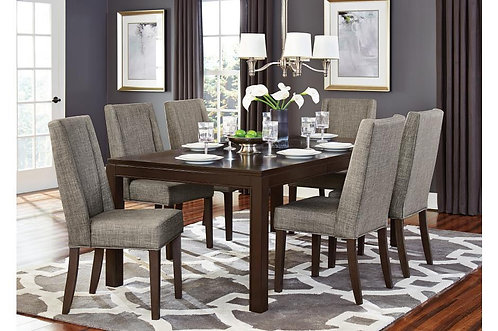 5Pc Set Kavanaugh Dining Table w/ 4 Chairs