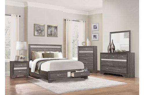 Luster 4pc bedroom set