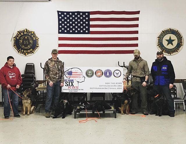 Had an amazing training day with Veteran