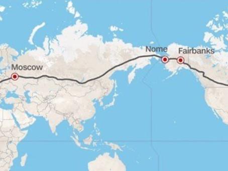 London - New York automobilom - uskoro će biti moguće!