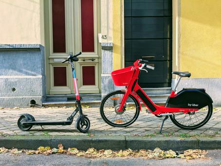 Hodanje, bicikliranje i javni prijevoz ostaju najbolji način poboljšanja održivog kretanja gradovima
