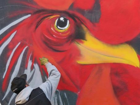 Grafit koji nas sve poziva na buđenje