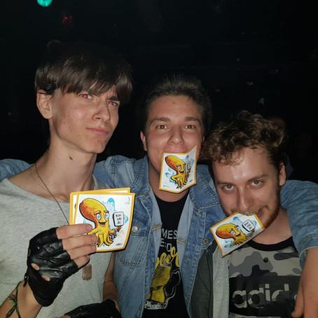 Veseli trio u ZOO-u...