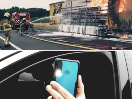 Snimanje prometnih nesreća ružan je oblik voajerizma