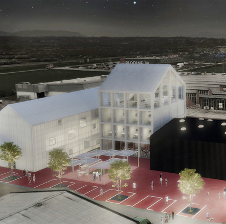 re-GENERATOR - centar urbane kulture