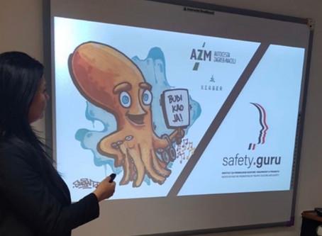 Učitelji koji promiču kulturu i sigurnost u prometu