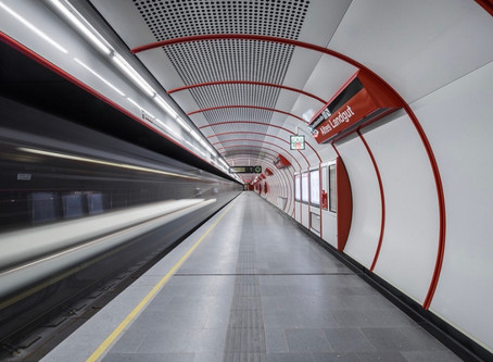 Vlakovi bečkog metroa kočenjem proizvode struju
