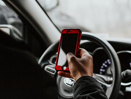 Koristiš mobitel dok voziš?