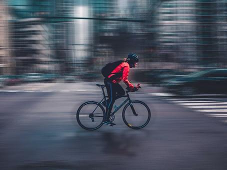 Sebičnost na biciklističkoj i pješačkoj stazi