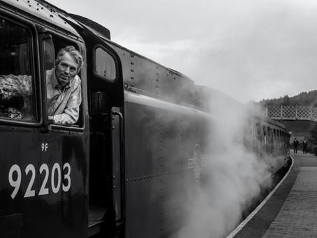 Potrubi lokomotivom za dan bez mobitela u prometu..