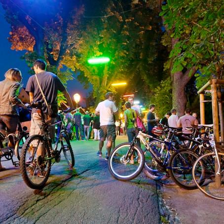 Uvođenje sustava, javnih bicikala i grada Varaždina