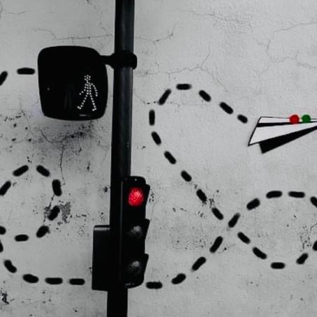 Vlastitog oca prijavio da je na semaforu prošao na upaljeno crveno svjetlo