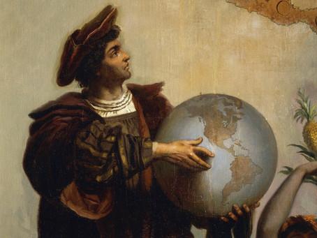 Šta bi bilo da je Kolumbo bio oženjen?