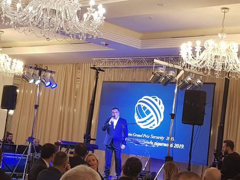 Svečanost dodjele Velike nagrade sigurnosti za 2019. – iz drugog kuta