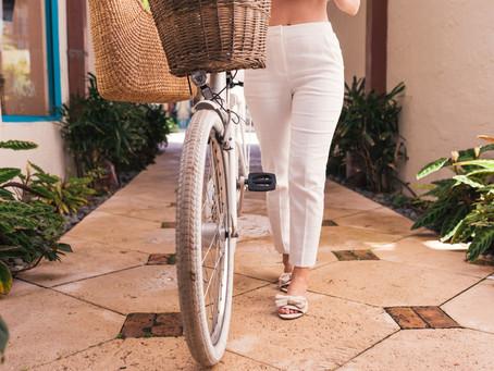 Kad se spoje bicikl i sunce