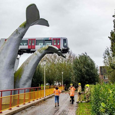Kad vlak zapne za kitov rep...
