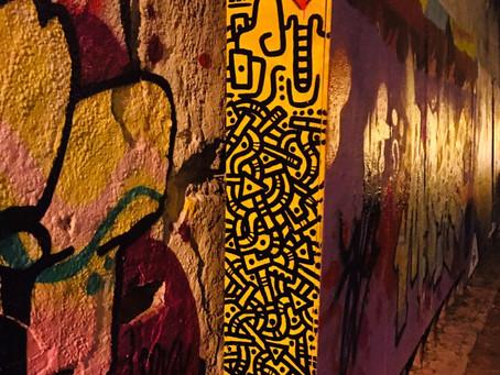 Otkrivanje street art-a u Lisabonu..