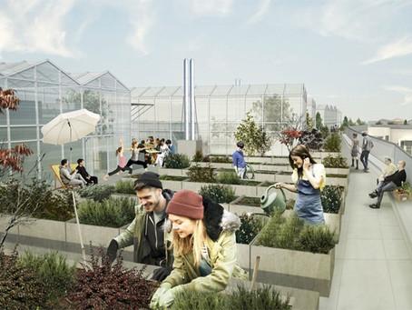 Zgrade urbanog vrtlarstva u Beču