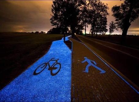 Solarna biciklistička staza