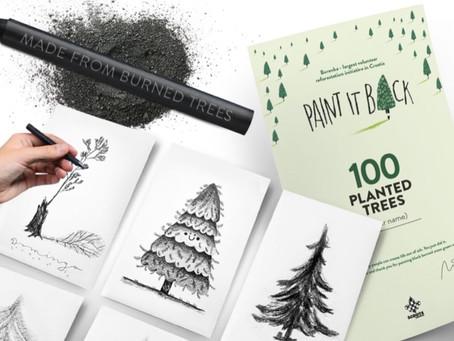 Poklonite nekome stablo s njihovim imenom i tako pomozite pošumljavanje požarišta u Dalmaciji...