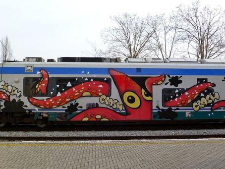 Funky vlakom na posao i u školu!