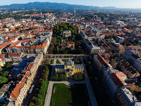 Zagreb-grade divni moj! ❤️