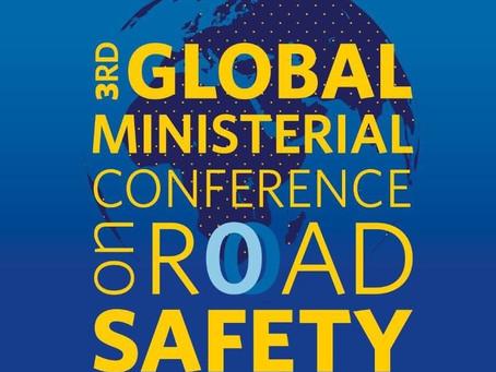 Švedska je domaćin Globalne ministarske konferencije o sigurnosti cestovnog prometa