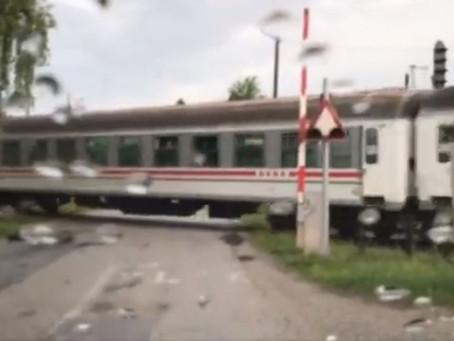 Kad vlak prolazi, a ŽCP je u kvaru...